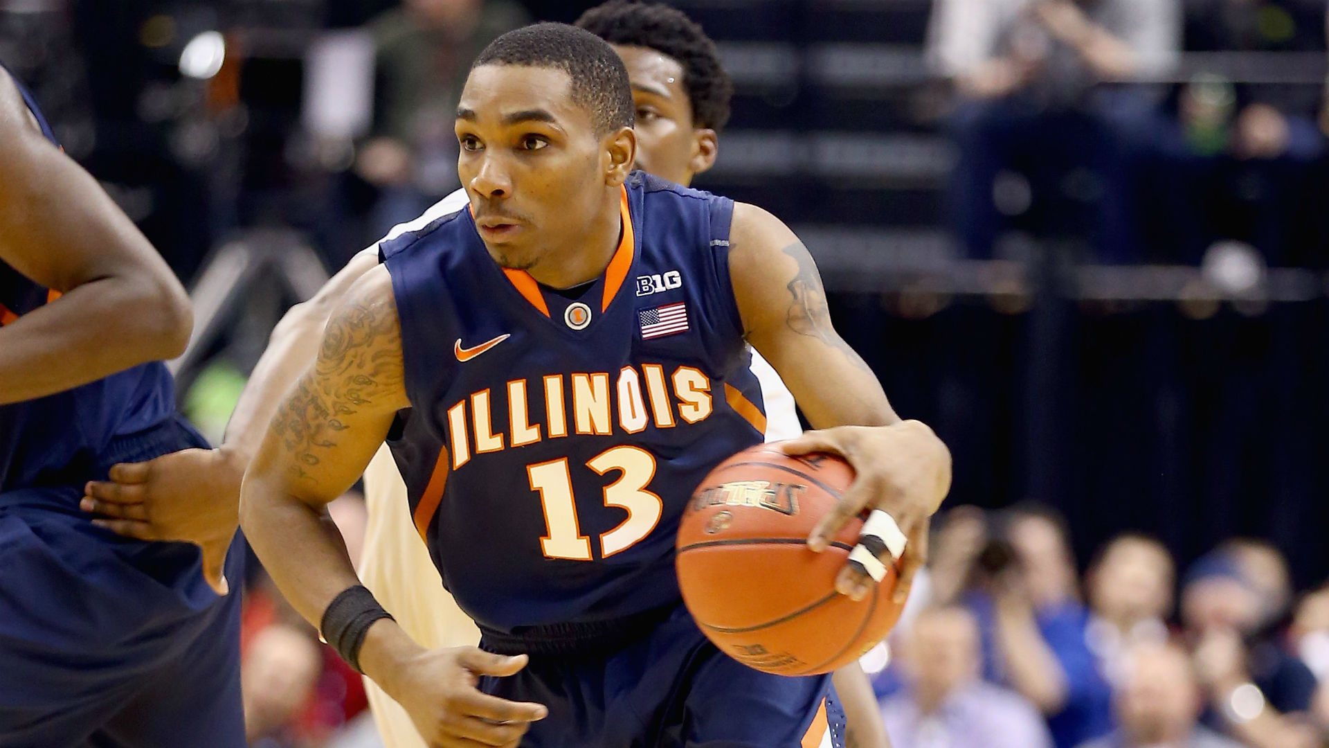 Illinois devastated by second season-ending injury for point guard Tracy Abrams
