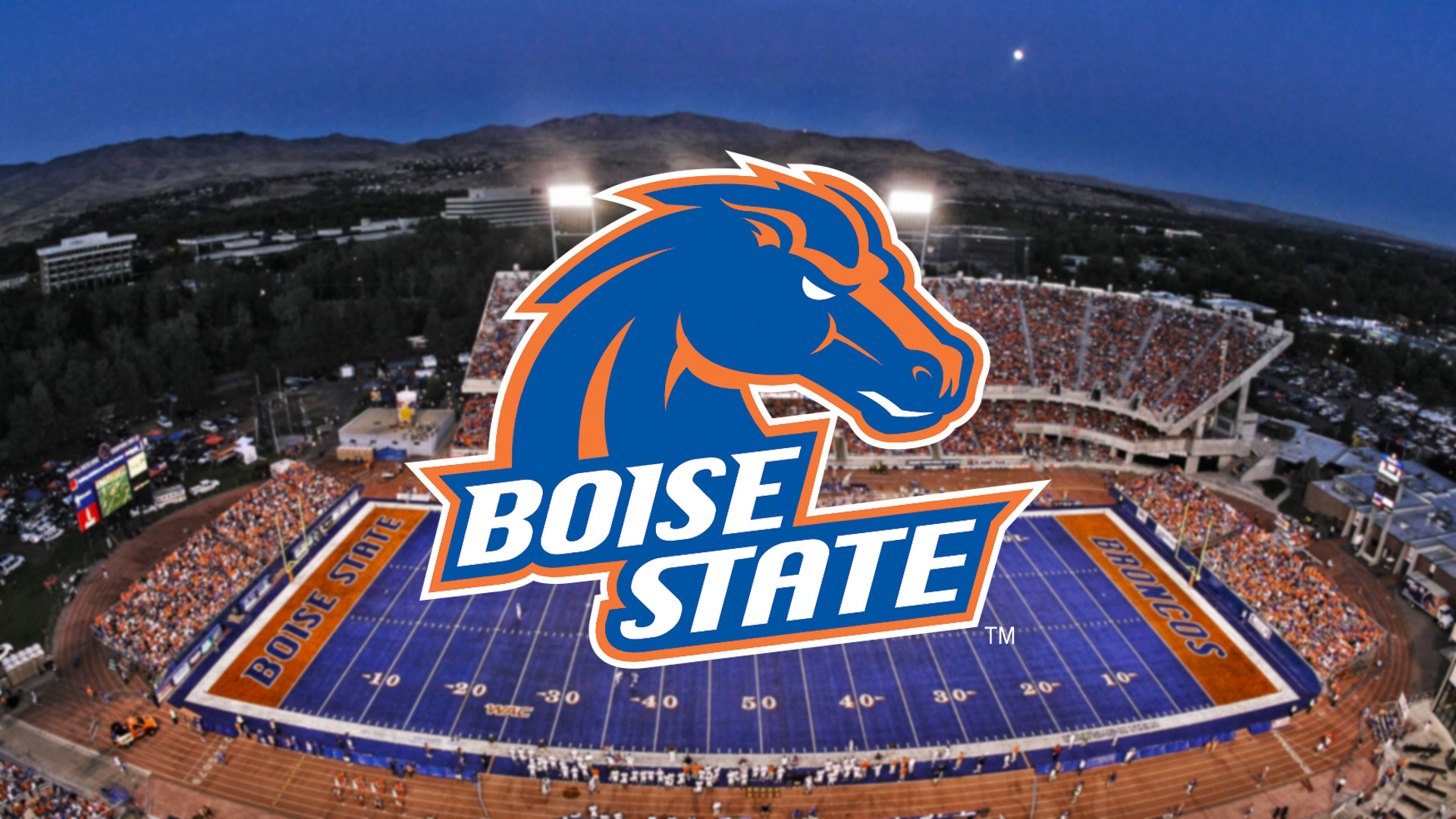 Boise State Dog Video