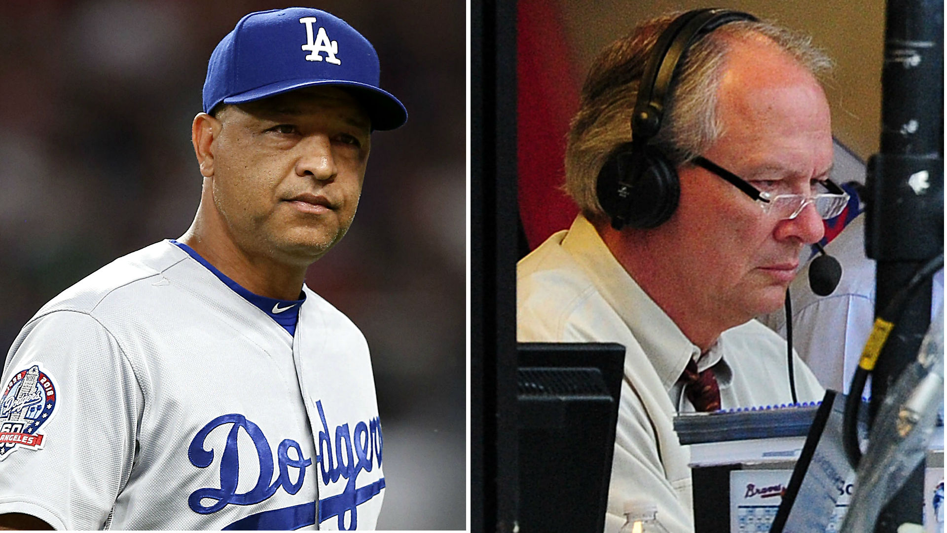 Braves' Broadcasters Were Outraged & Scolded Dodgers Players For Their Batting Practice Attire