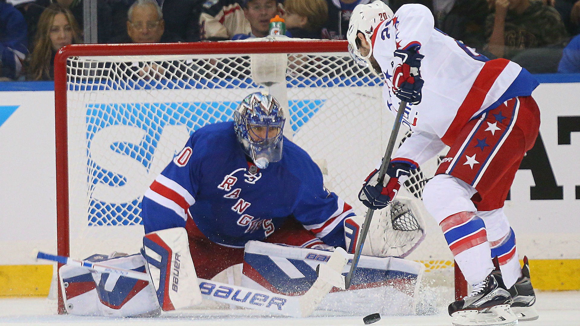 NHL playoff odds and betting lines – Rangers-Caps Game 3 a virtual coin flip