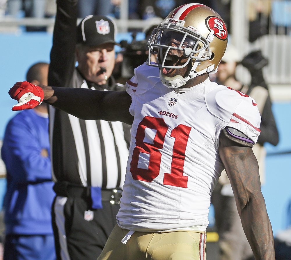 49ers Strut Their Stuff Against Panthers, Target Seahawks