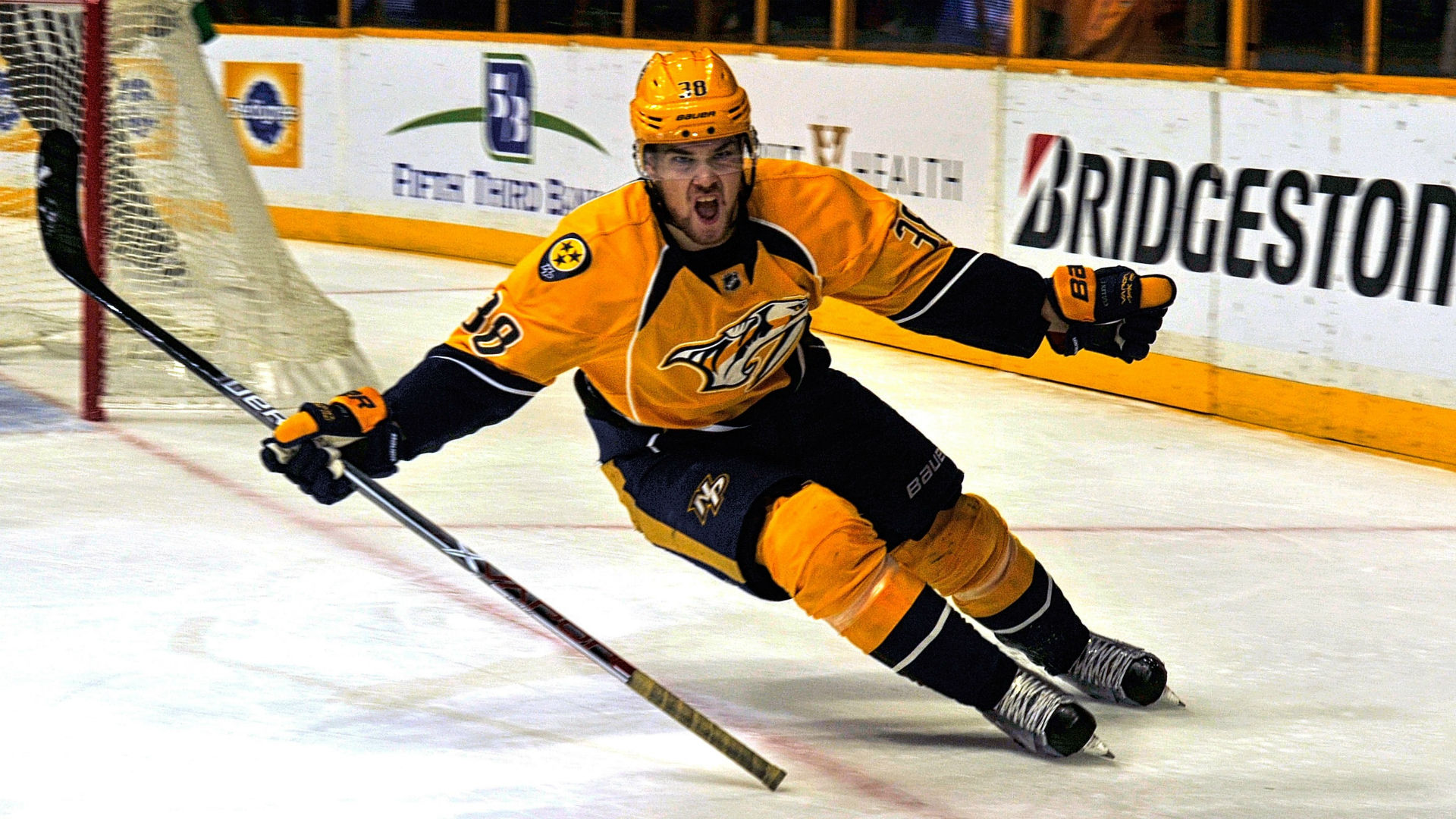 Predators sign F Arvidsson to seven-year deal