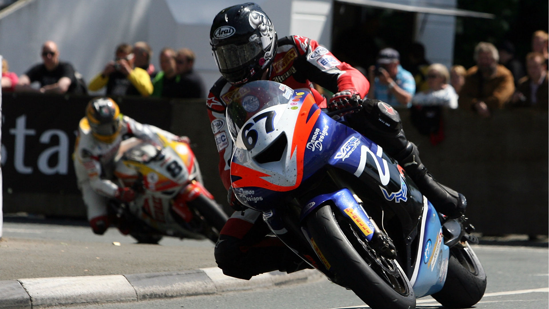 Davey Lambert dies following Superbike crash during Isle of Man TT