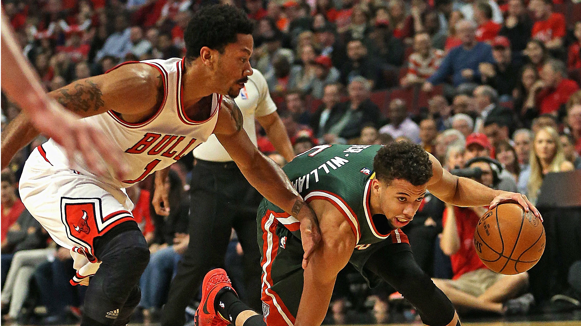 AccuScore's NBA pick of the day: A play on the Bucks-Bulls total