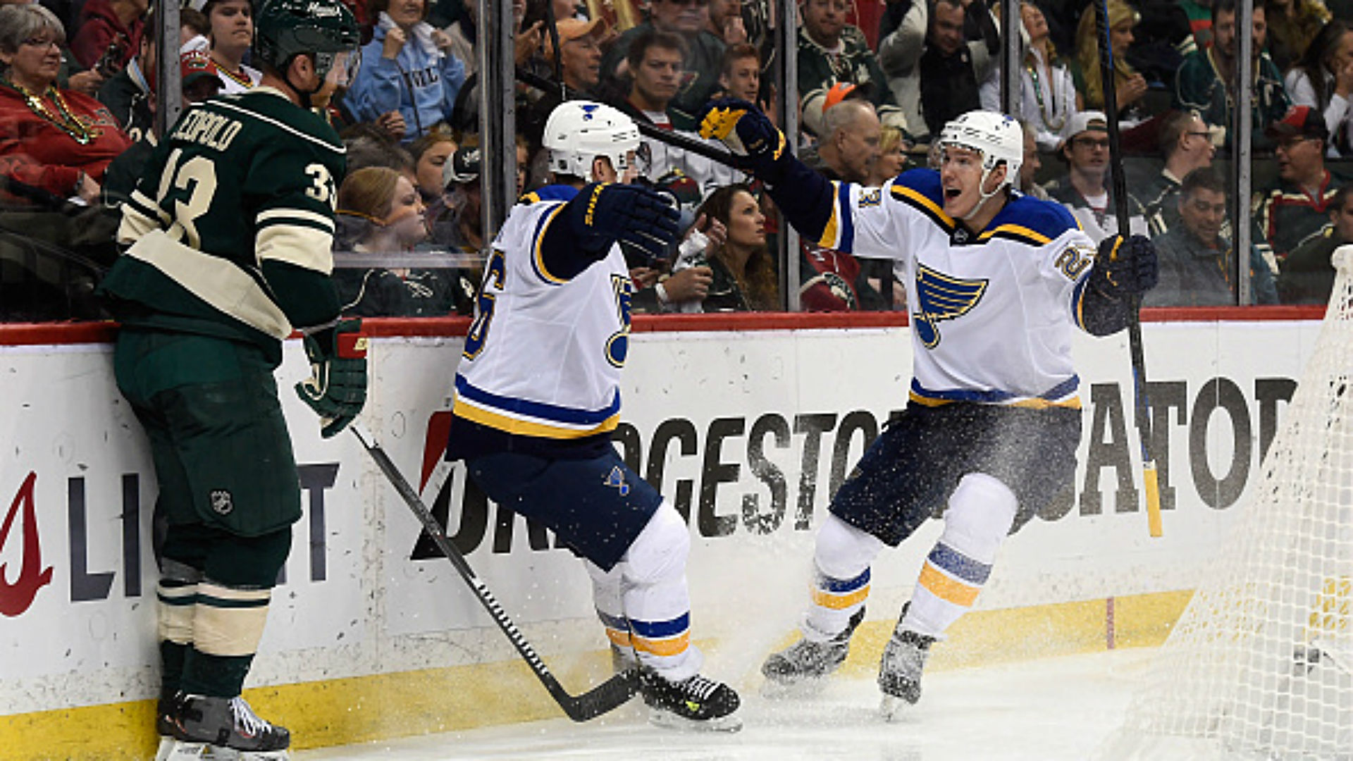 NHL odds, betting lines and totals for Friday — Which Blues team will show up?