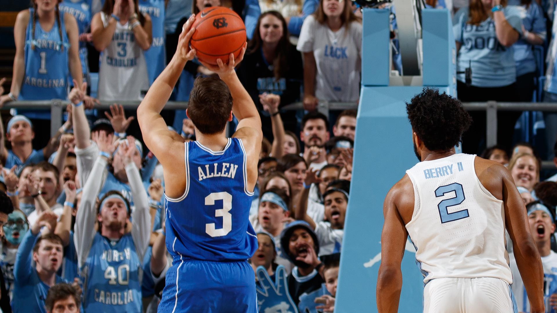 UNC Recruiting: Five-star c/o 2019 prospect to attend Duke, North Carolina game