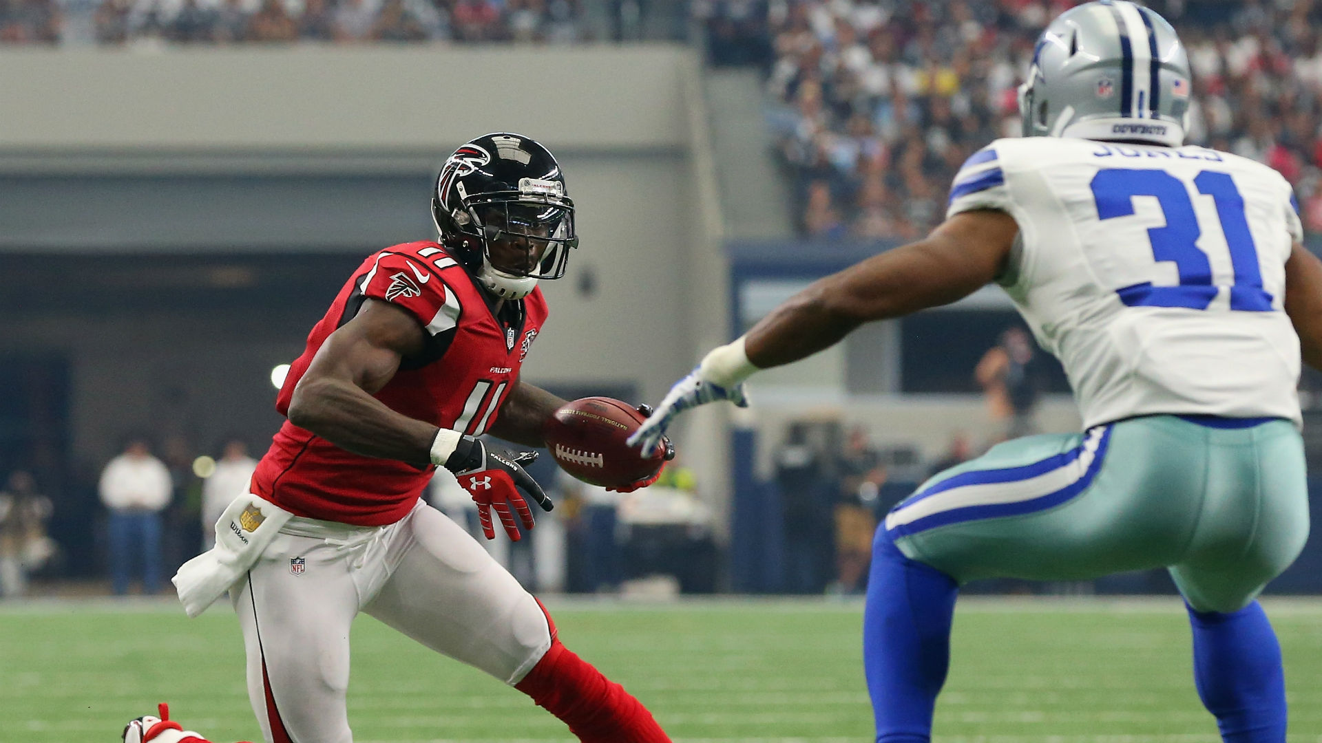 Falcons' Devonta Freeman (concussion) is out for Week 12