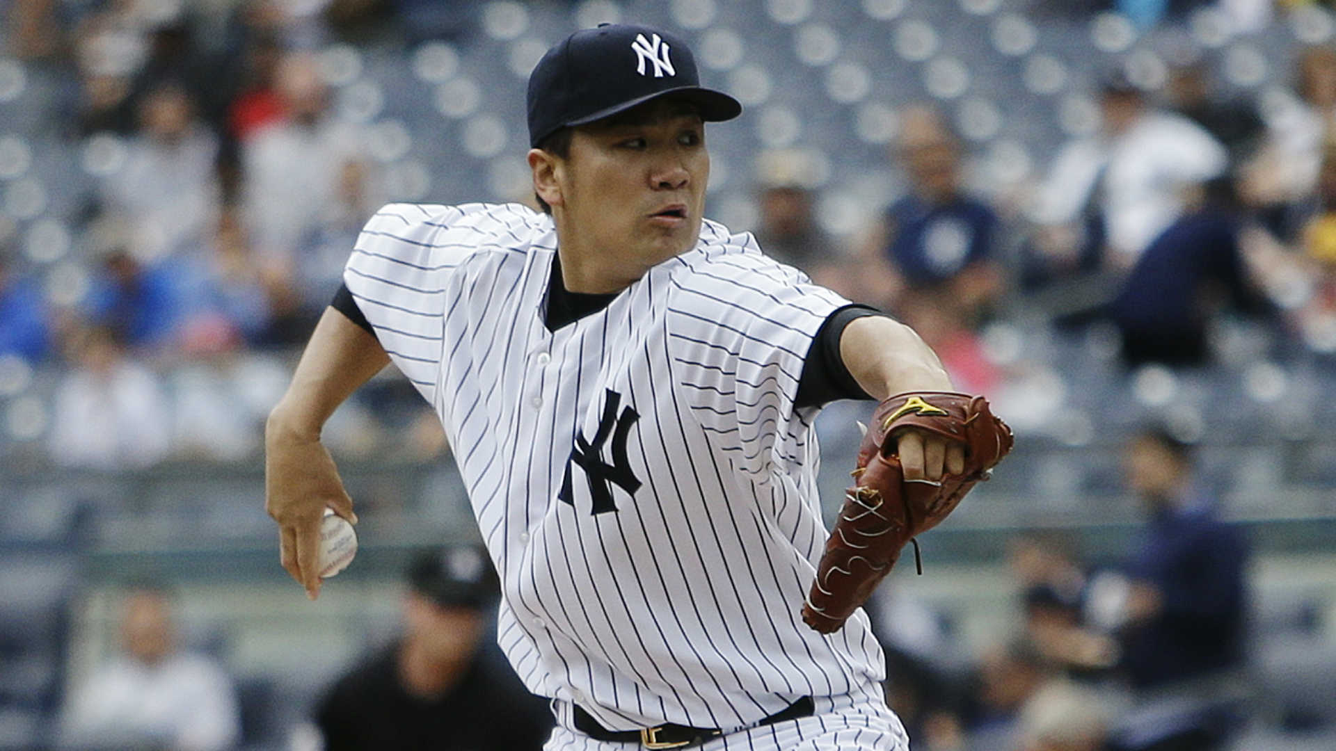 Yankees' Masahiro Tanaka has partially torn UCL