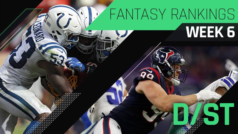 Fantasy-Week-6-Rankings-DST-FTR