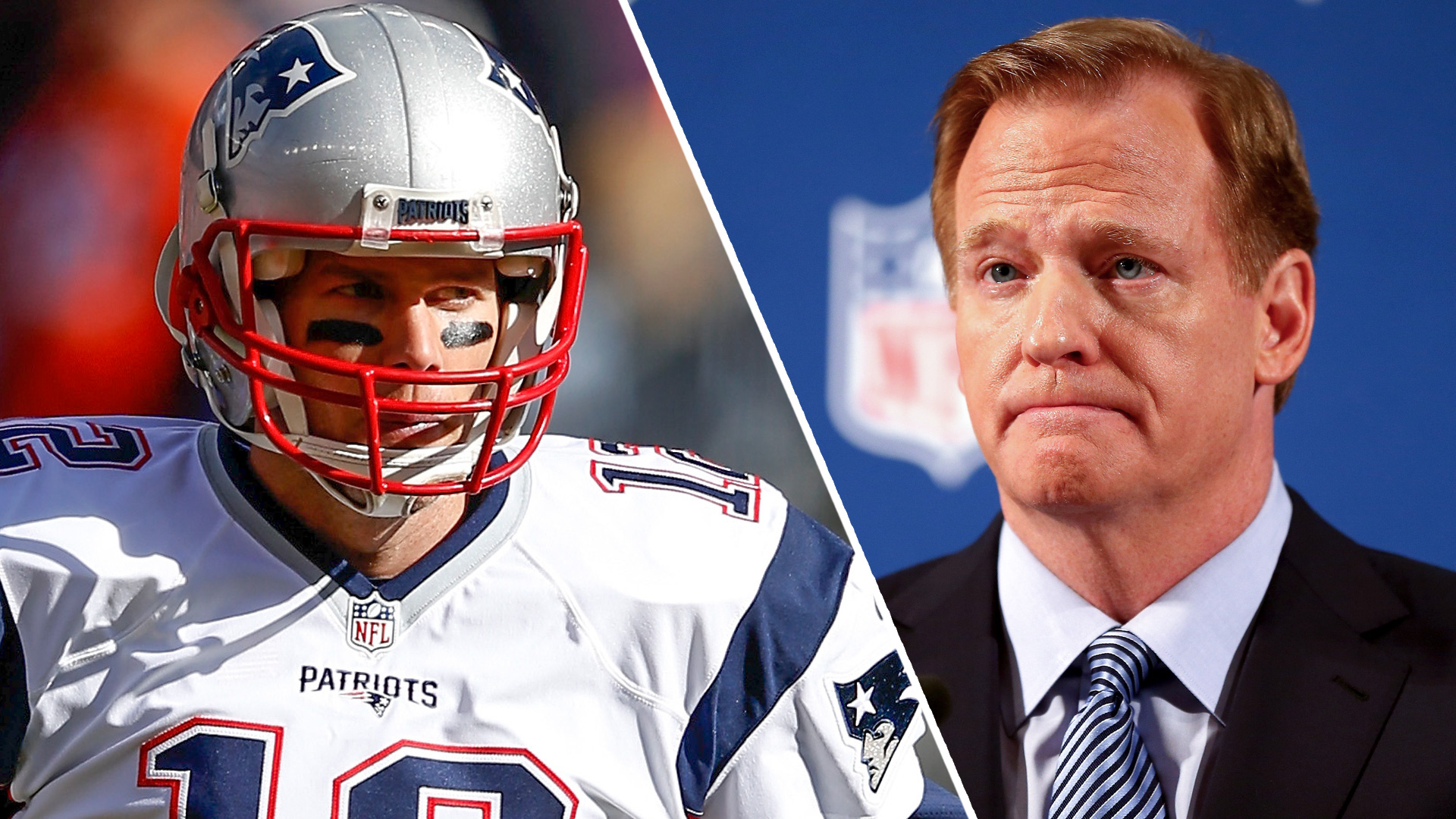 Where s Roger Goodell can t avoid Patriots Tom Brady anymore