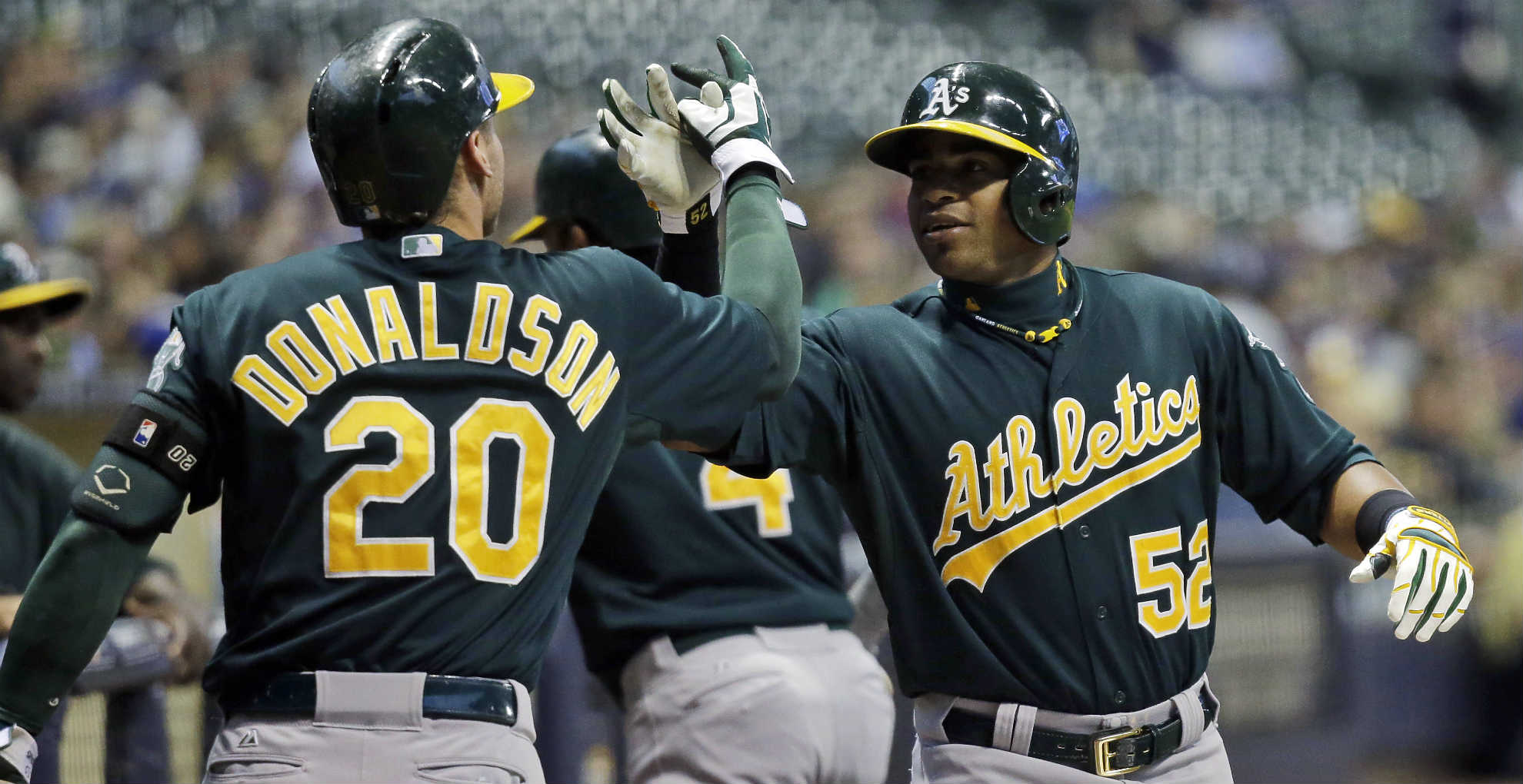Oakland A's 2014 fantasy baseball team preview