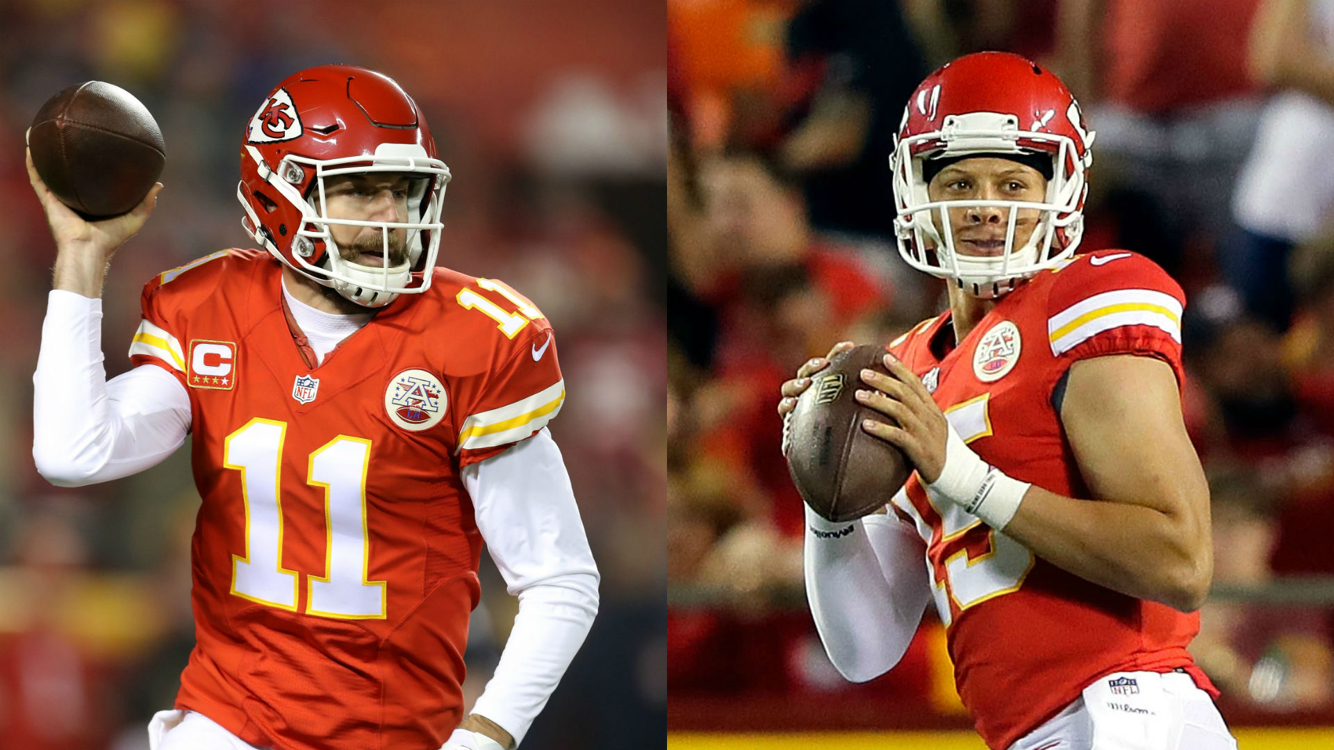 Alex Smith given vote of confidence by Chiefs coach Andy Reid