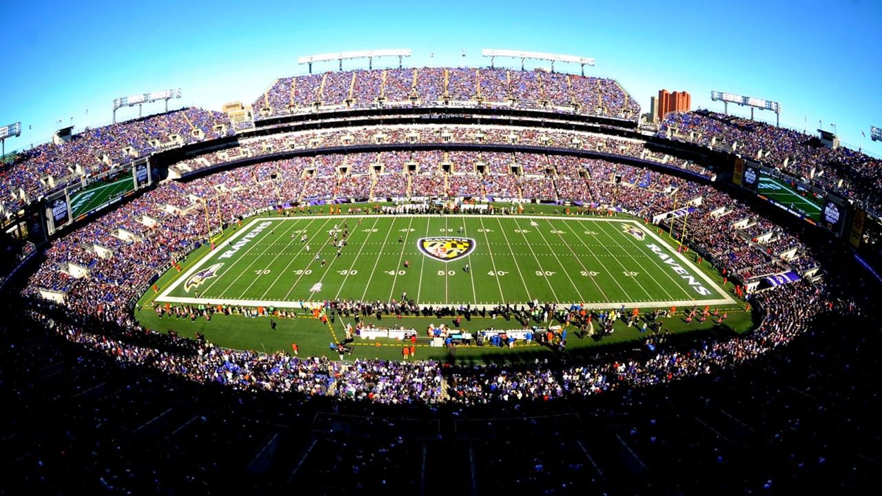 Ranking all 31 NFL stadiums, f...
