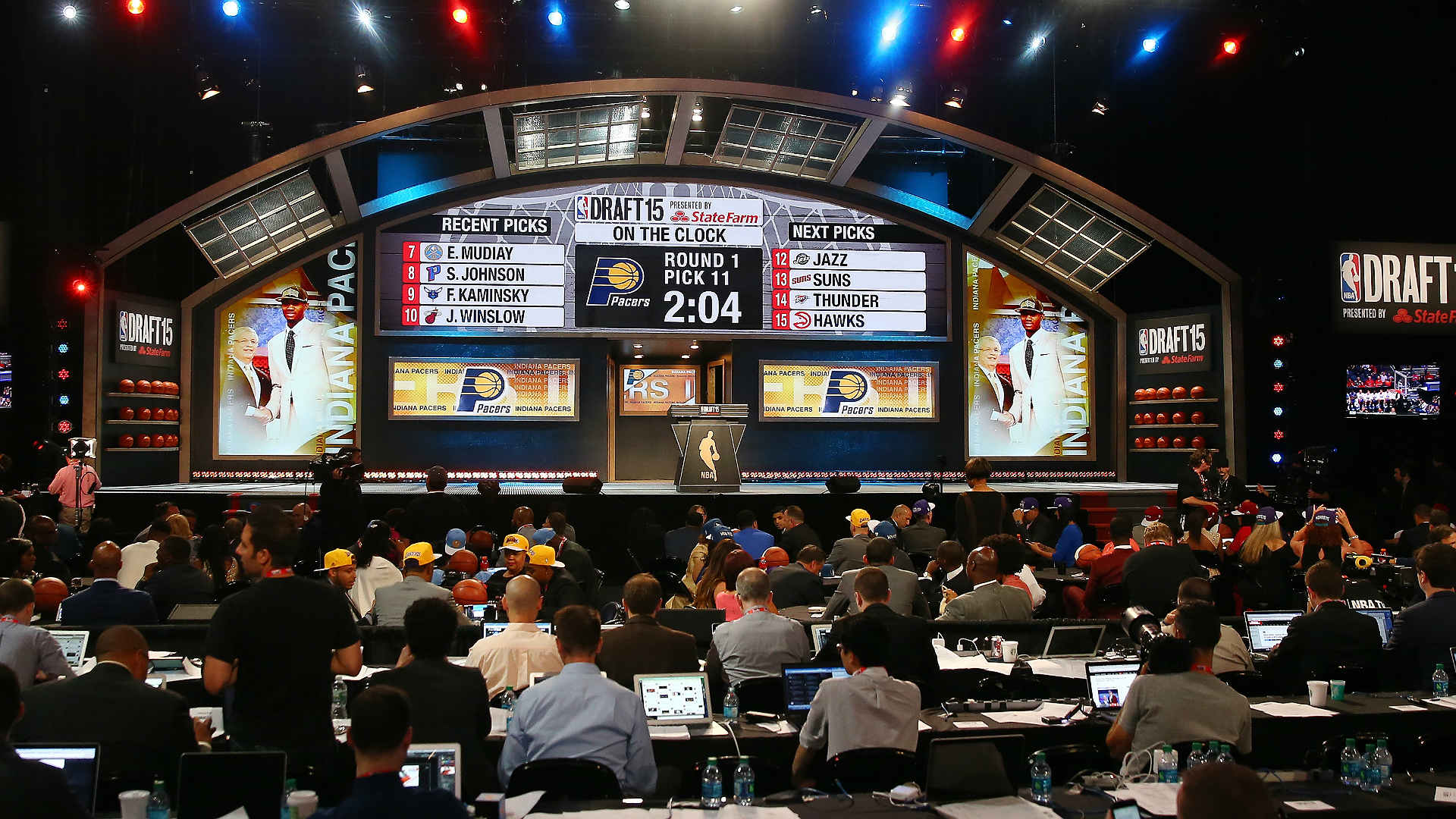 NFL Mock Draft Central