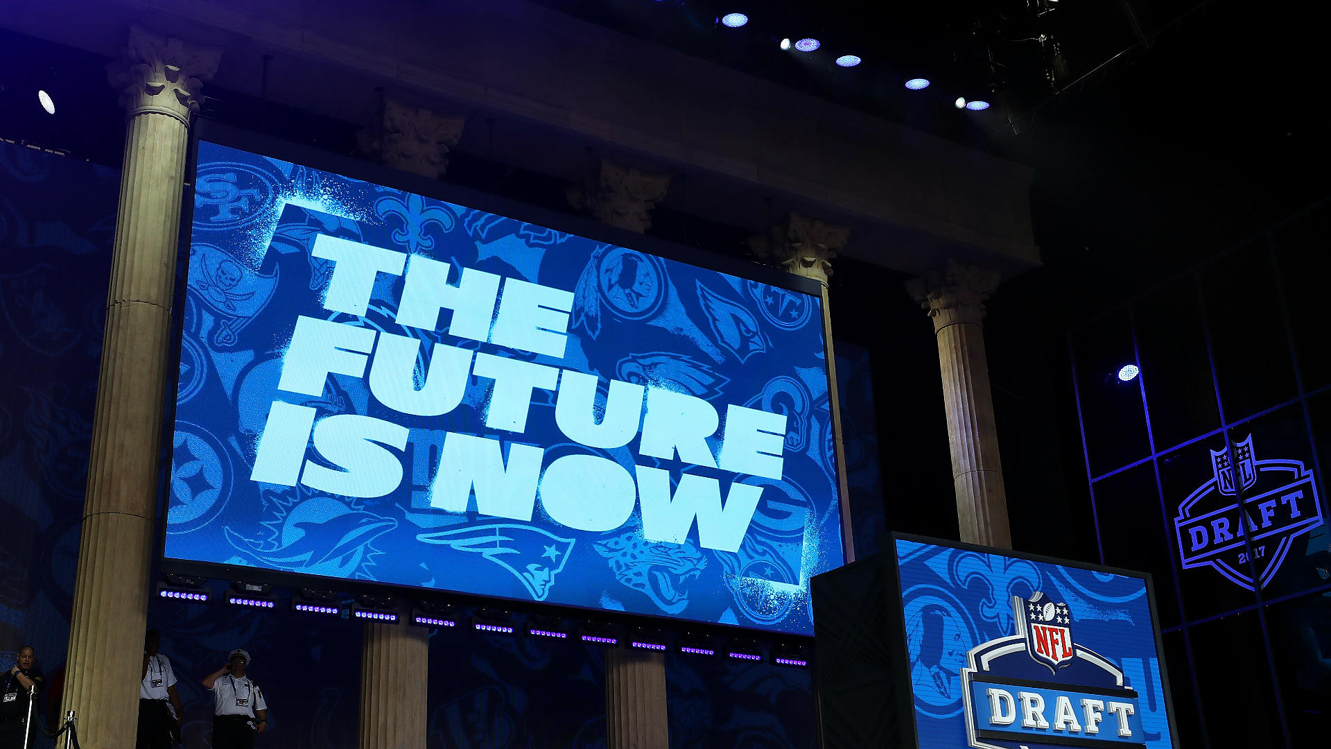 2018 nfl draft order picks for all seven rounds nfl