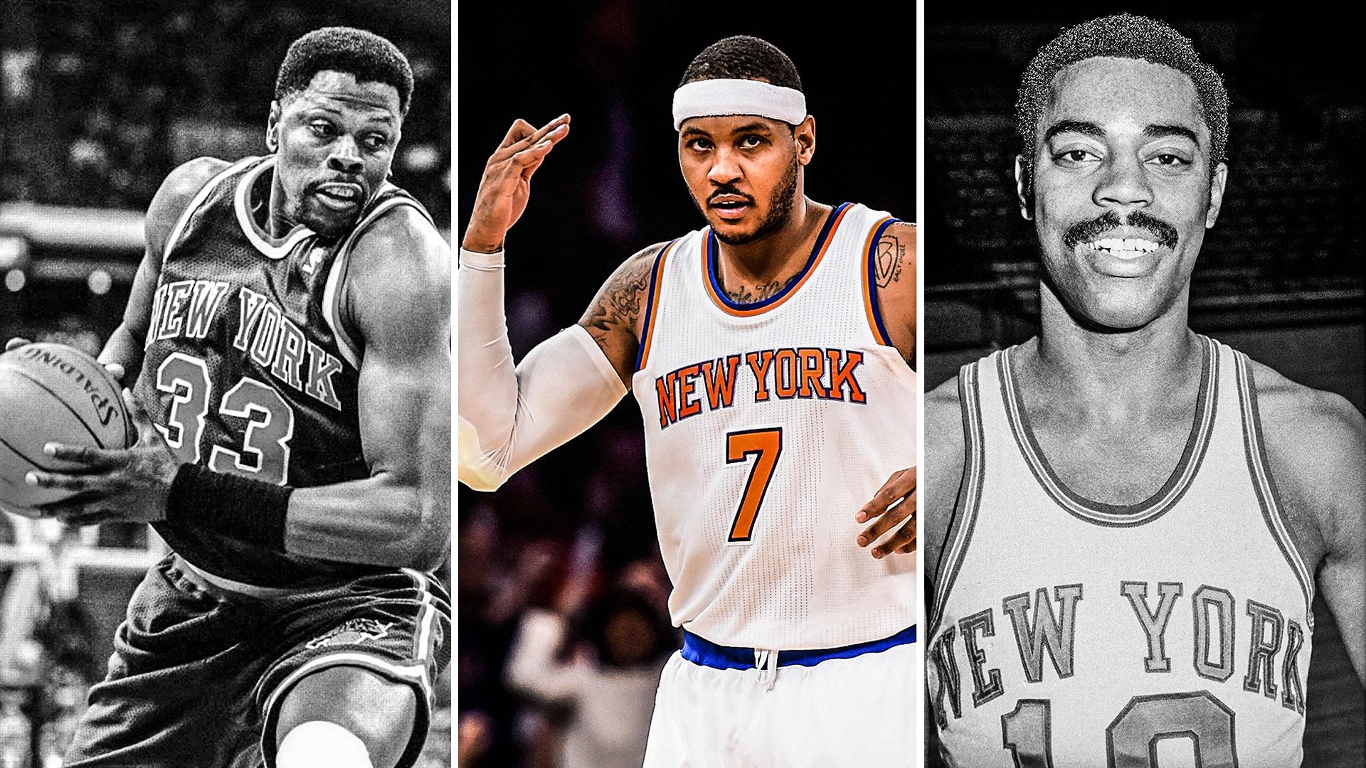 New York Knicks: All-time New York Knicks