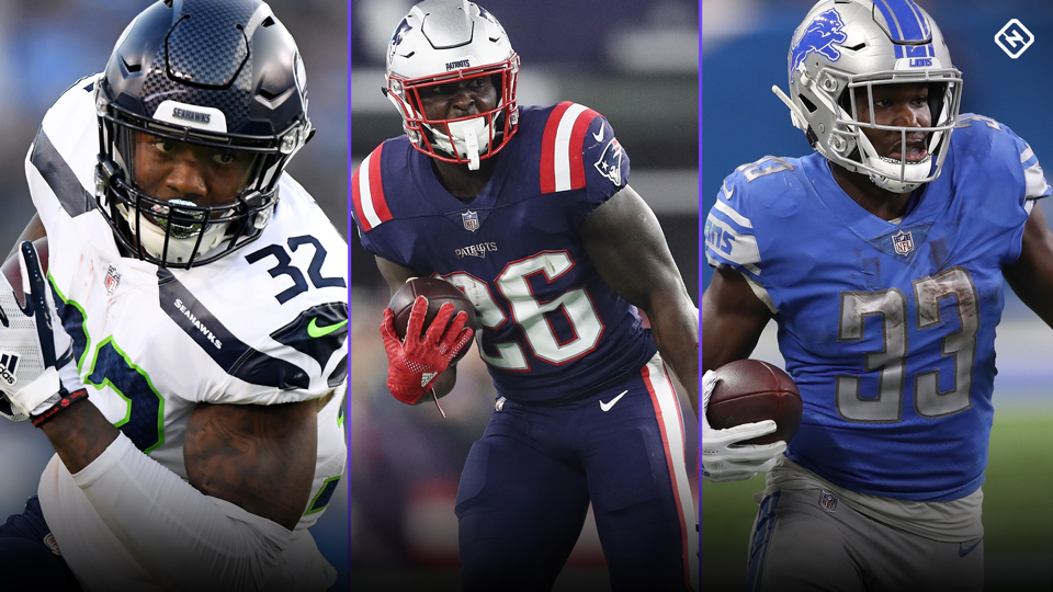 Fantasy Injury Updates Chris Carson Sony Michel Kerryon Johnson