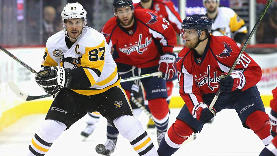NHL playoffs 2017  Penguins eliminate Capitals in Game 7 to advance to  Eastern Conference finals 36f7c78a860