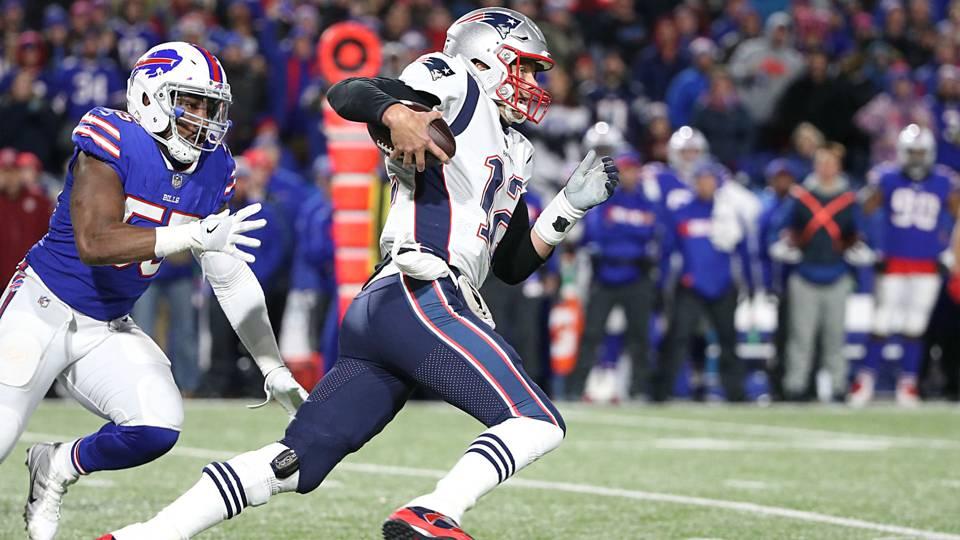 Patriots Vs Bills Results Score Highlights From Monday Night