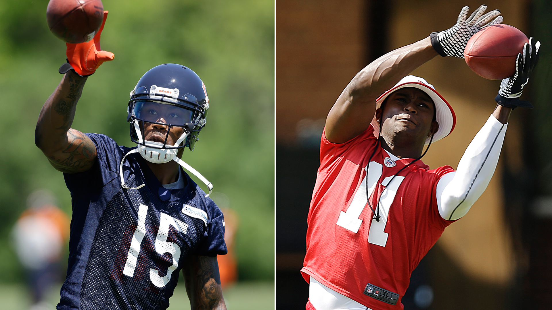 The Decider: Brandon Marshall vs. Julio Jones