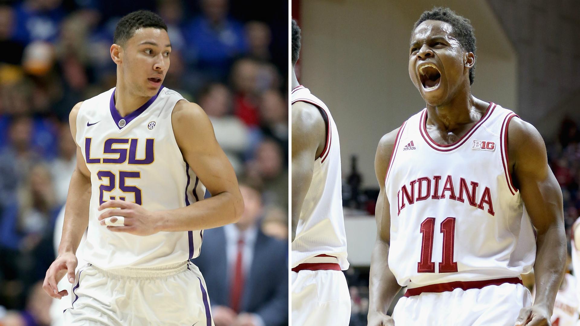 NBA Draft Combine player list: Ben Simmons isn't going, and Yogi Ferrell wasn't invited