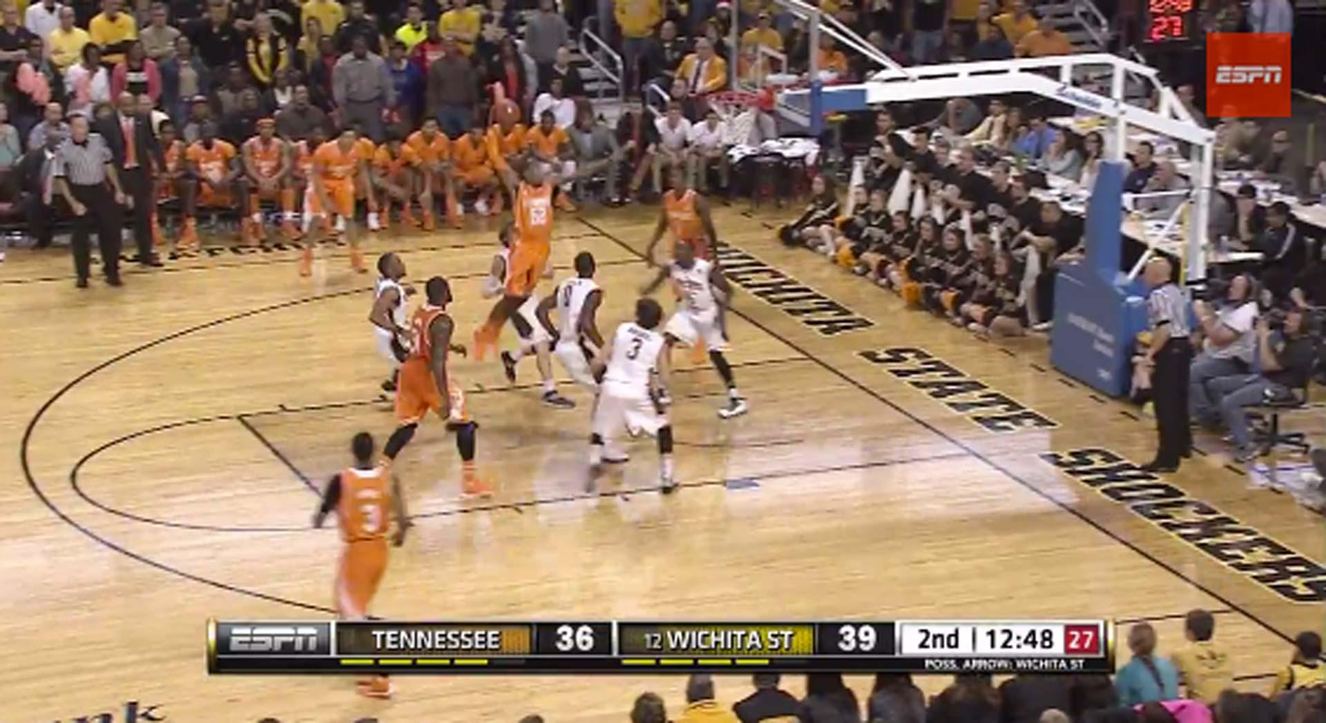 Jordan-McRae-dunk-Tennessee-Wichita-State