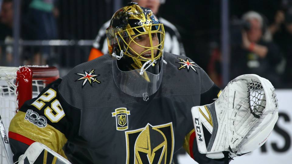 Golden Knights Place Fleury And Marchessault On Ir Nhl