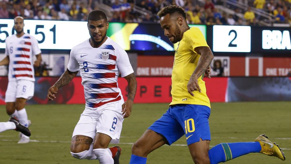 Rivalry matchup with Mexico another big step as USMNT experiments toward future