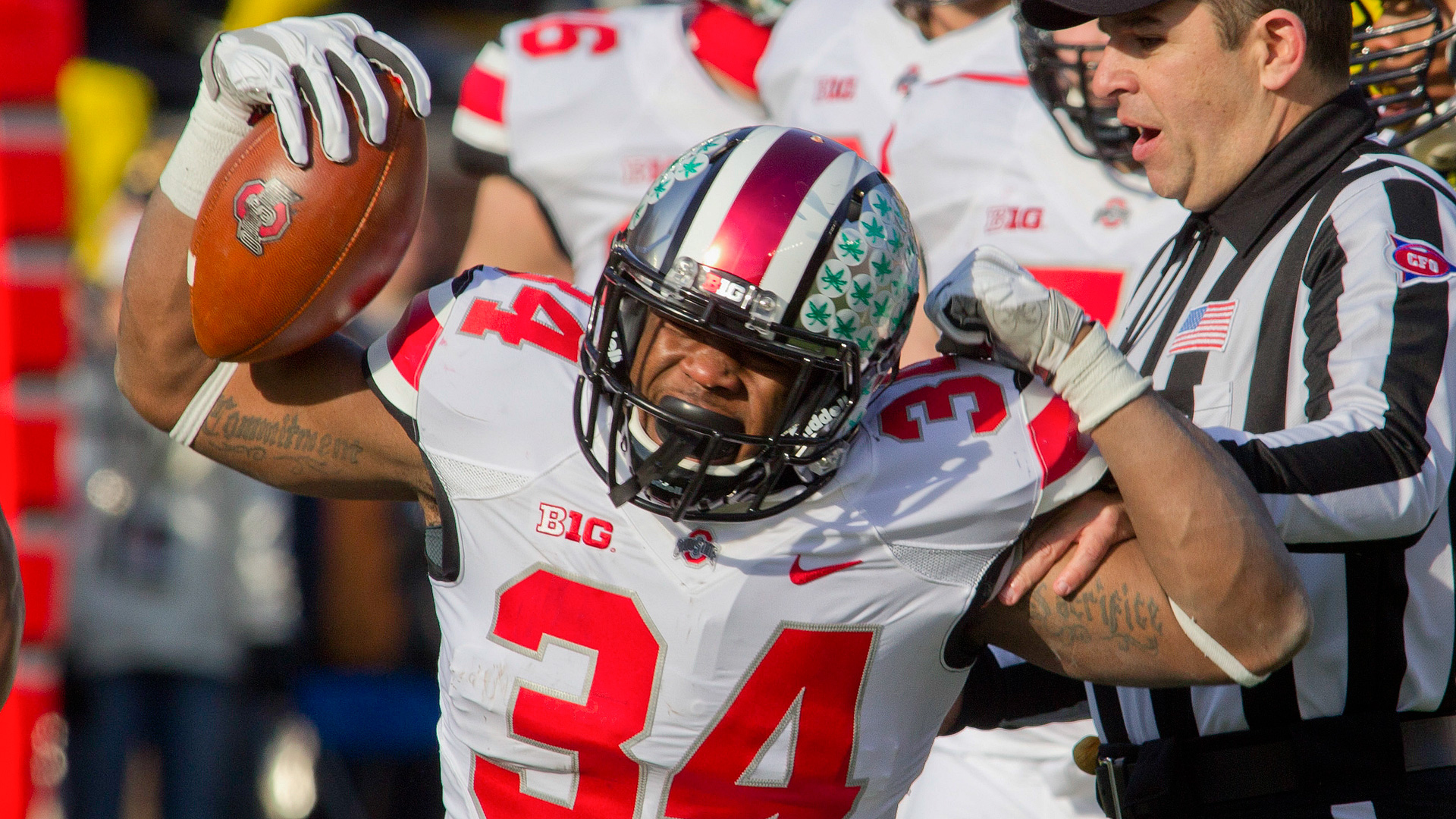 2014 NFL Draft -- Day 2 loaded with running backs
