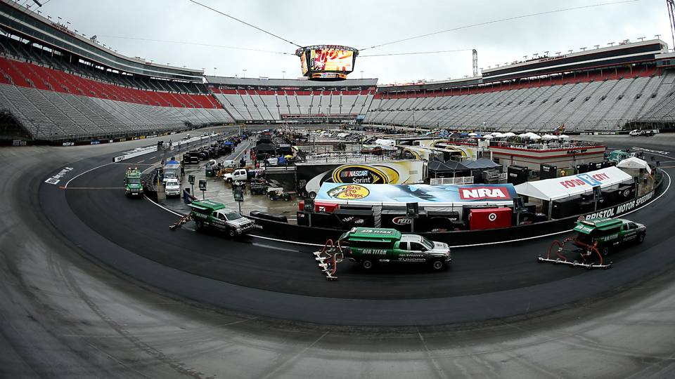 Drivers could see \'old-school Bristol\' racing, NBC\'s Jeff Burton ...