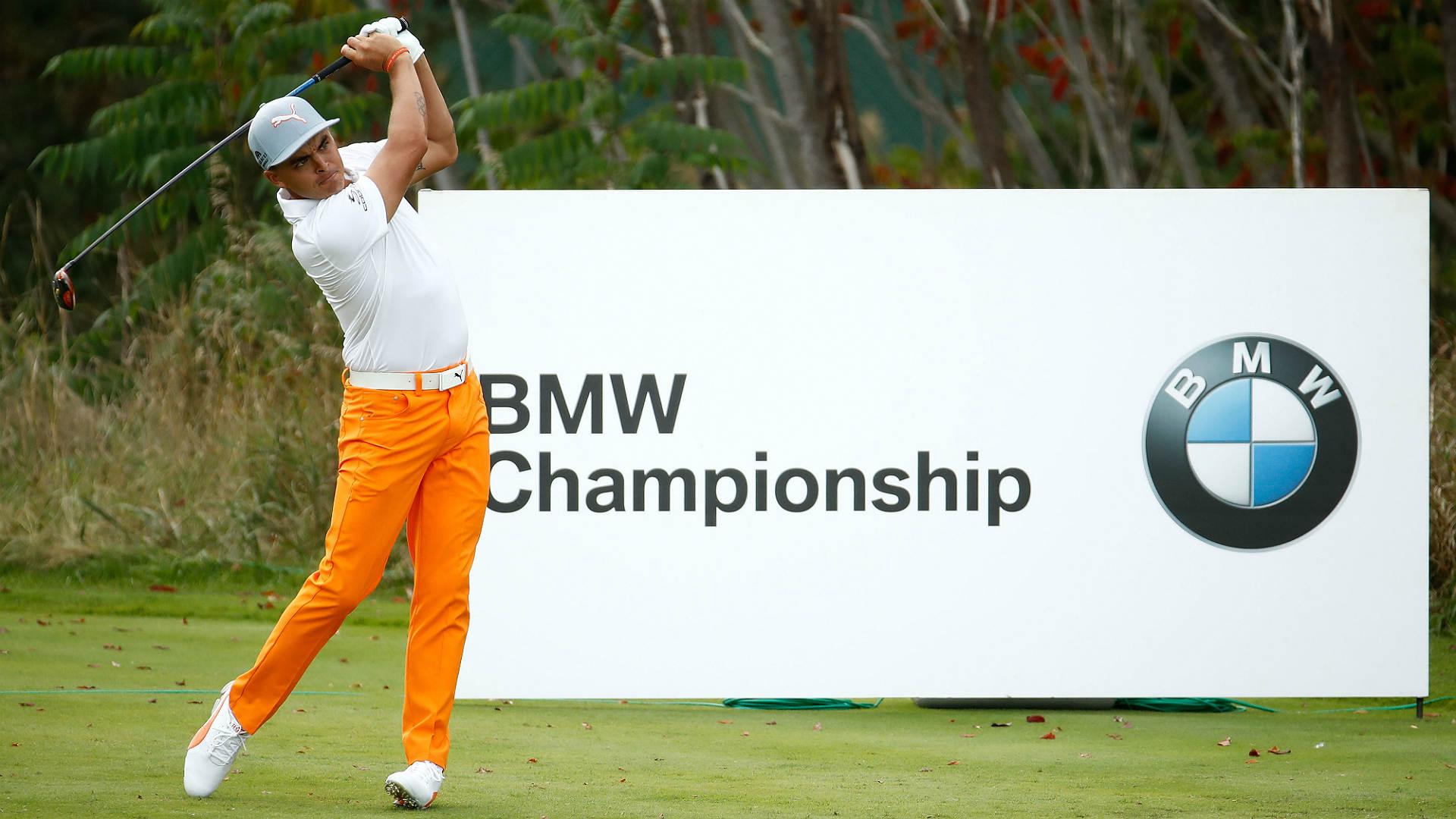 pga tour leaderboard  live scores from 2018 bmw