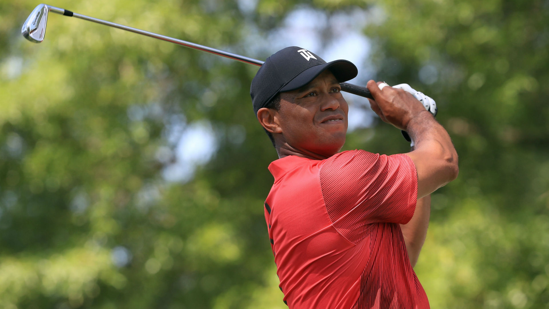 tiger woods score  round 4 results  highlights from wells