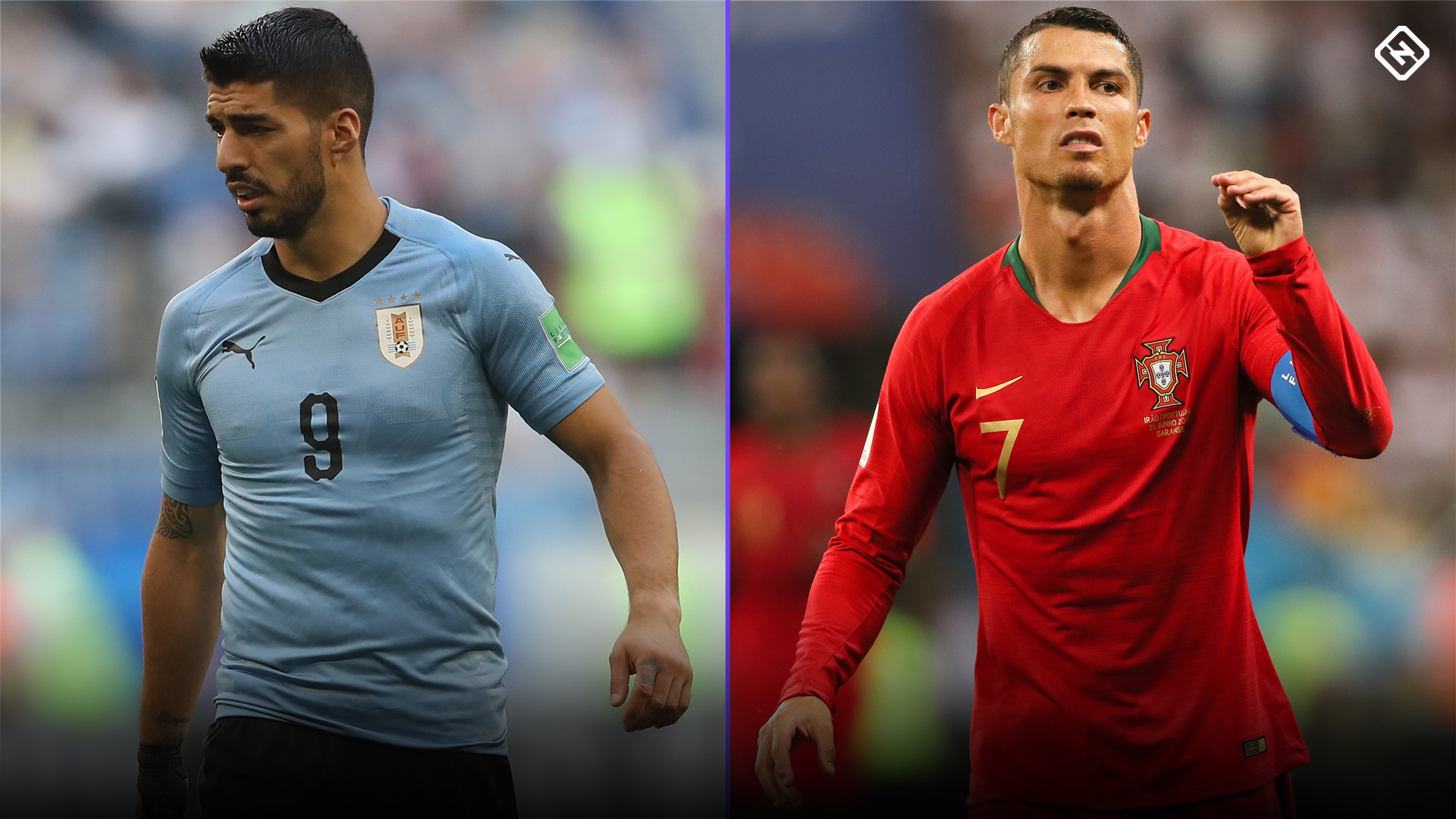 World Cup 2018: Uruguay vs. Portugal score, updates, highlights