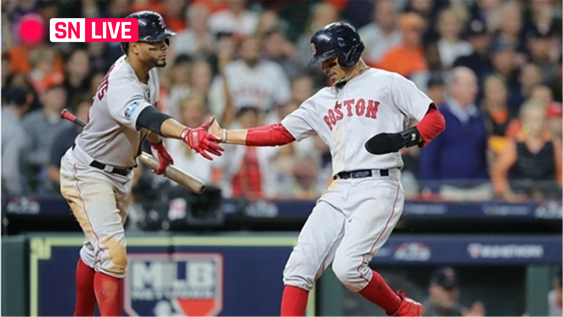 Red Sox vs. Astros: Score, highlights, updates from Game 5 of the ALCS