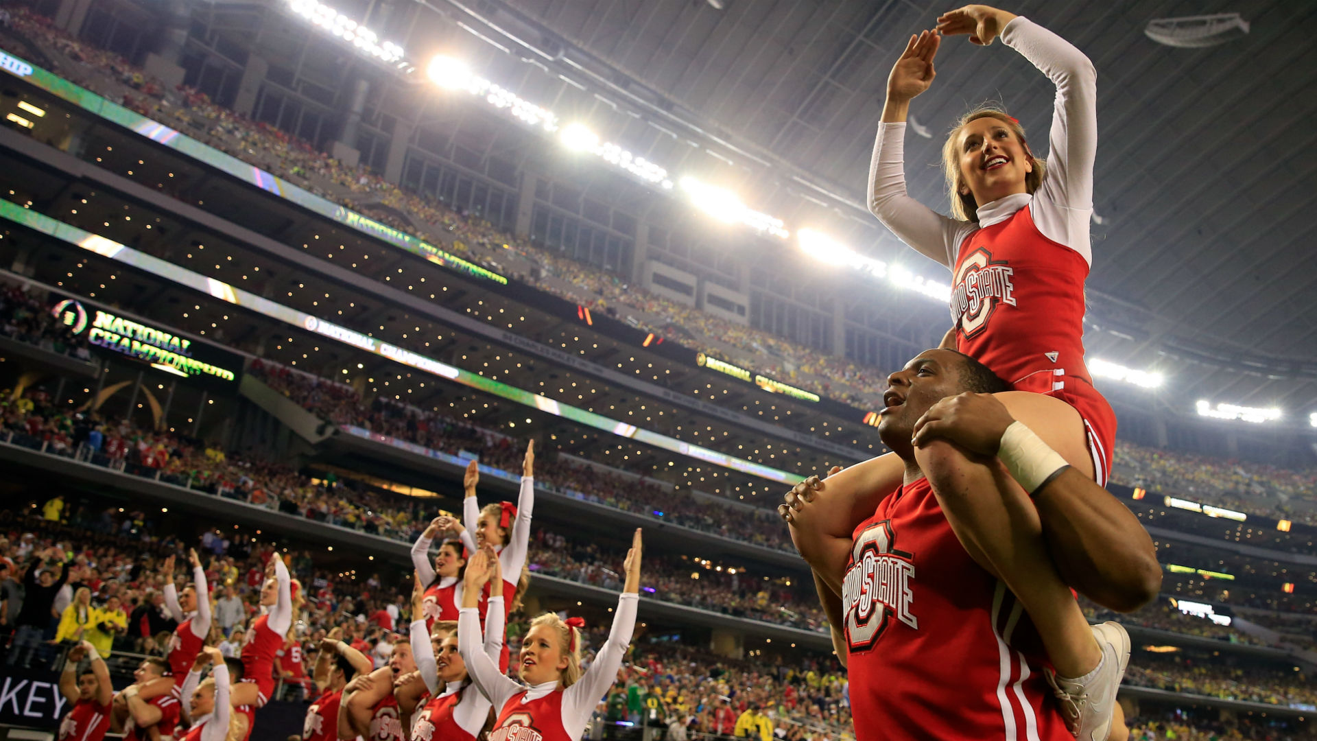 Flashback 2014: Remember when three SEC West teams dominated first playoff rankings? | NCAA ...