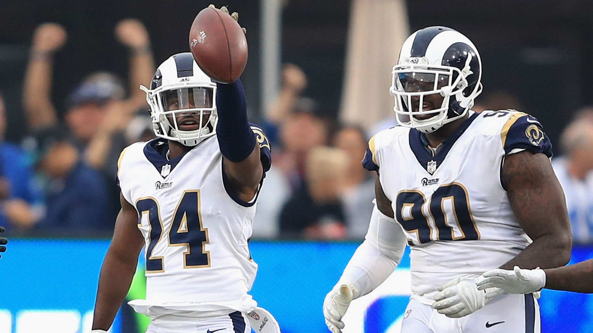 In joint practice, Rams defense proves it's good on more than just paper