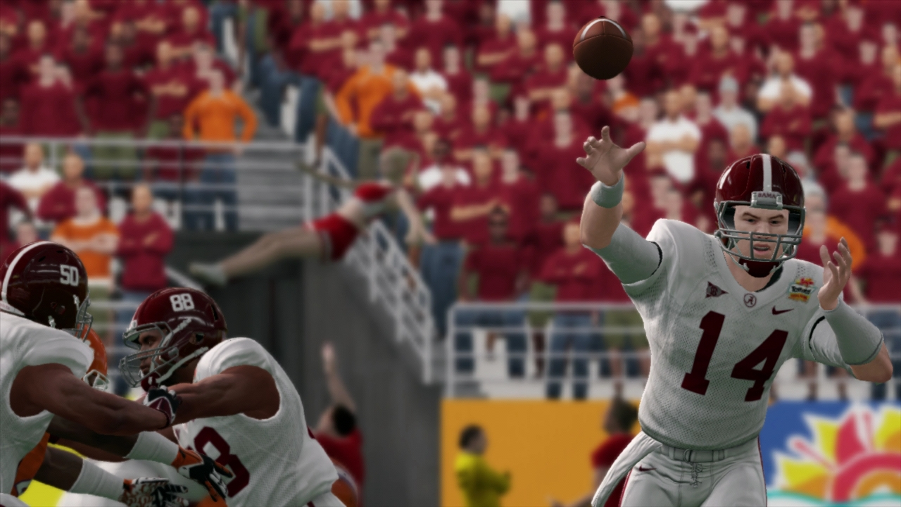 The Return Of College Football Video Games Could Hinge On