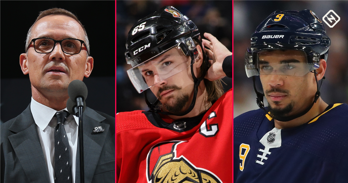 NHL trade deadline winners and losers  Erik Karlsson deserved better ... 5ab236937