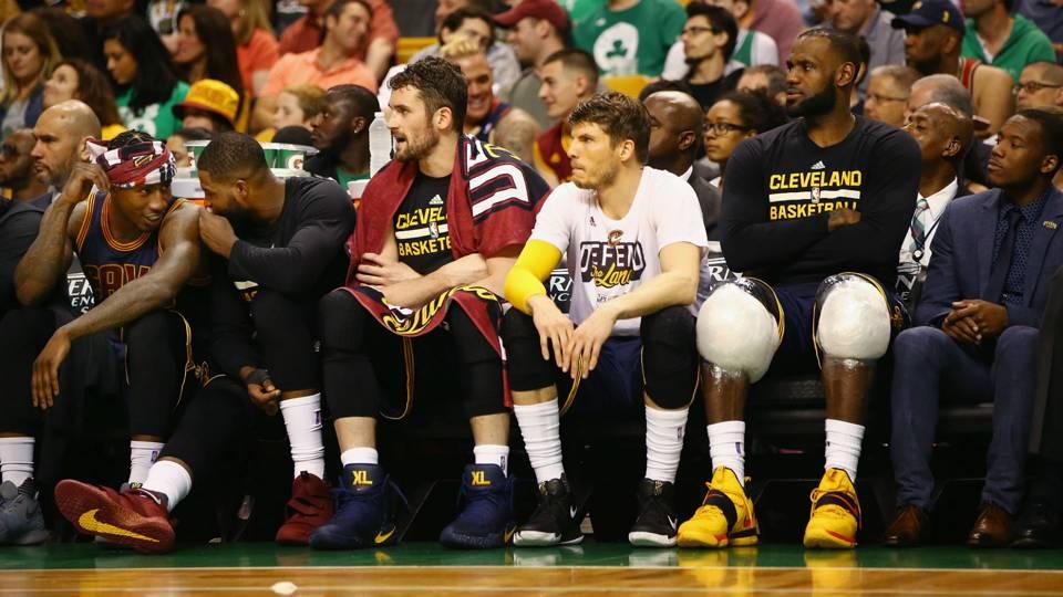 NBA Finals 2017: Cavs vs. Warriors series puts season-long debate on rest to bed | NBA ...