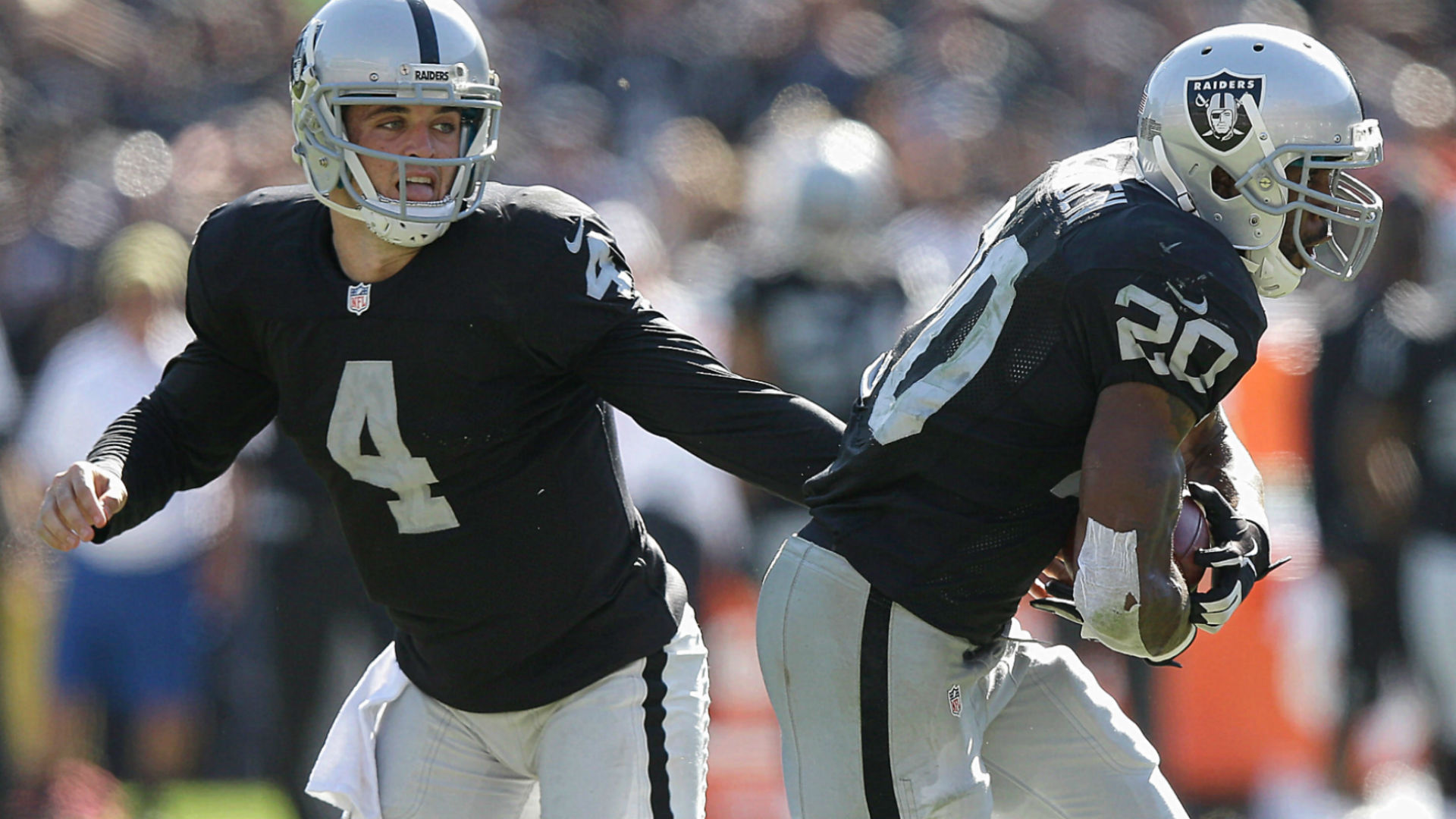 Thursday night action report – Raiders money to be had at +7.5