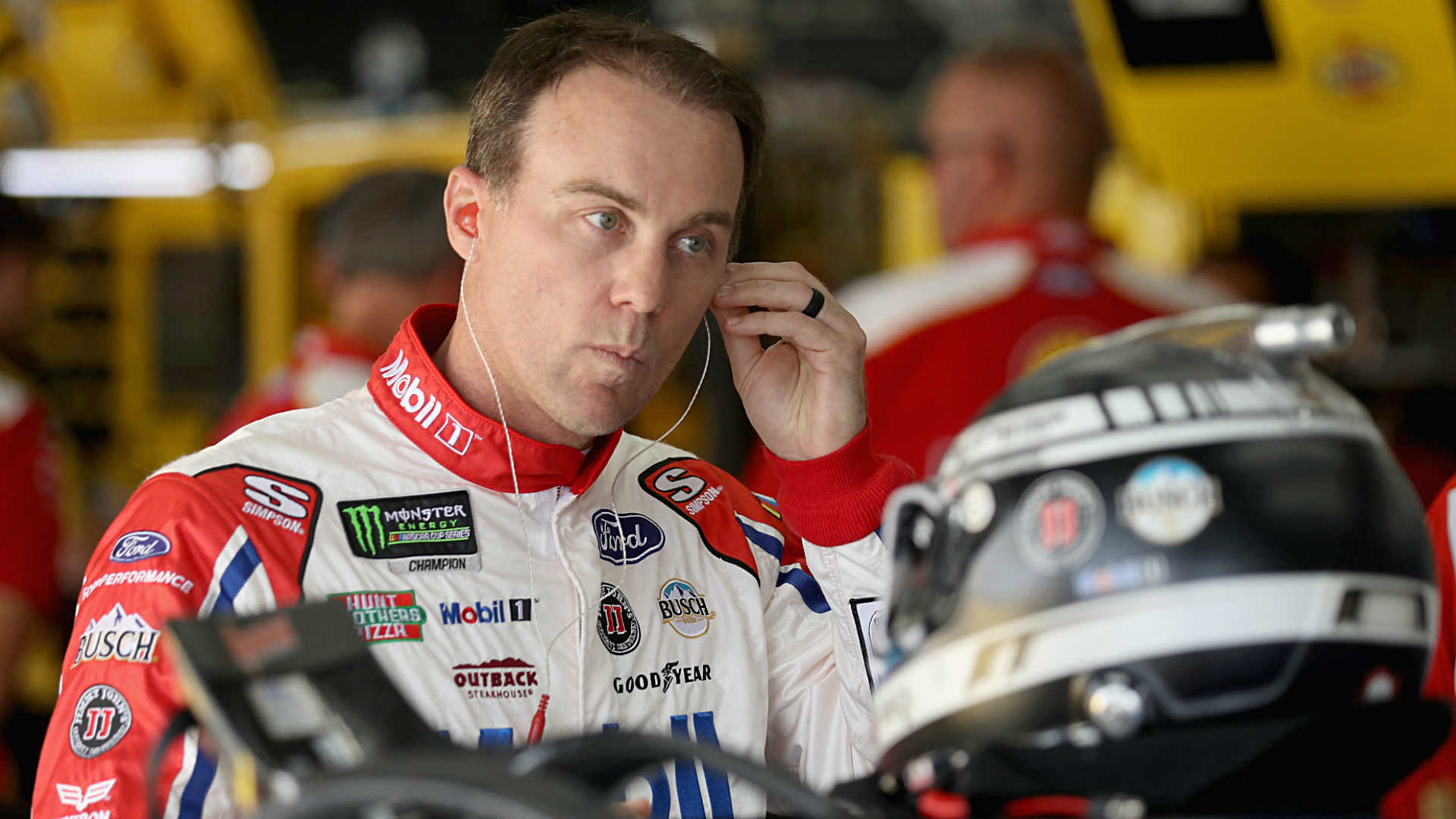 NASCAR at Charlotte: Kevin Harvick facing big challenges in bid for 3 wins in row