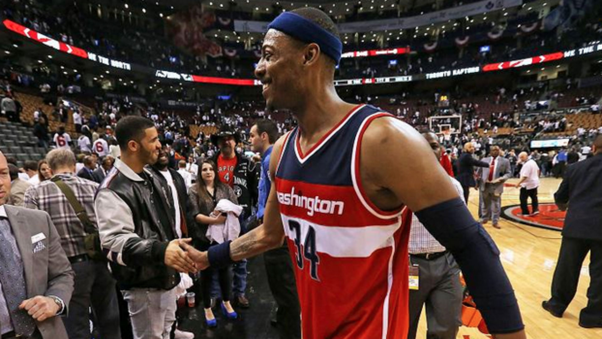 Toronto politician calls out Drake for dapping Paul Pierce