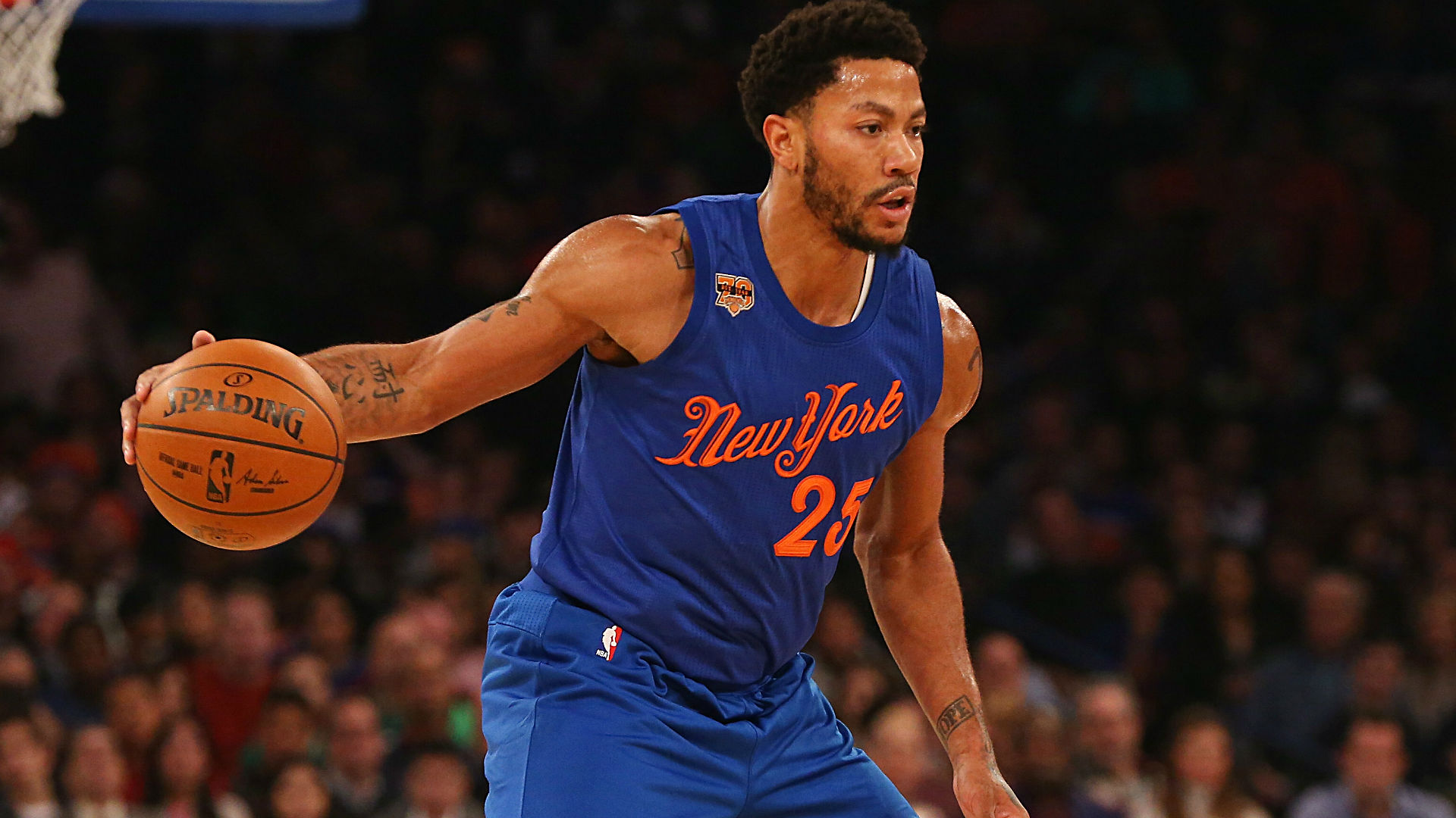 NBA trade rumors: Latest news on Derrick Rose, Paul George, Andre Drummond