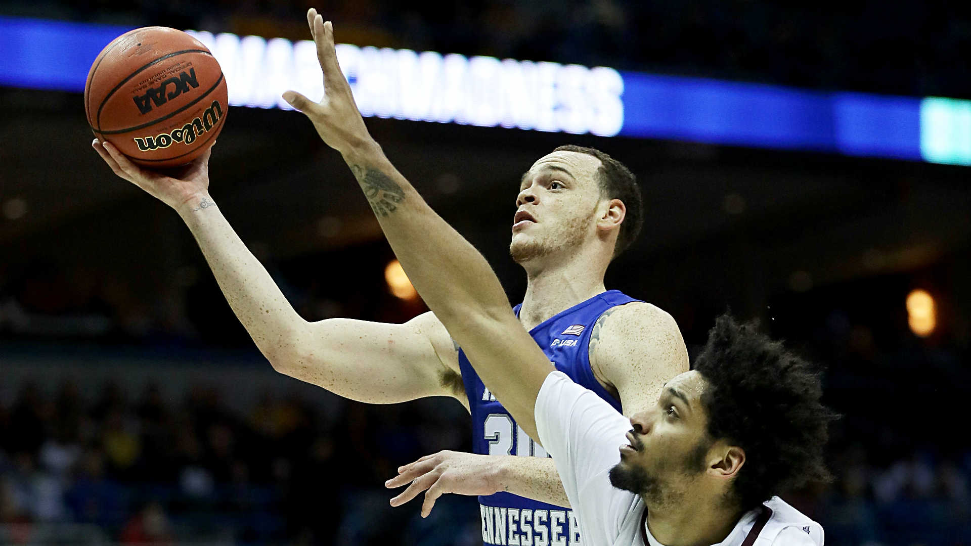 NCAA Tournament: Butler smothers Middle Tennessee