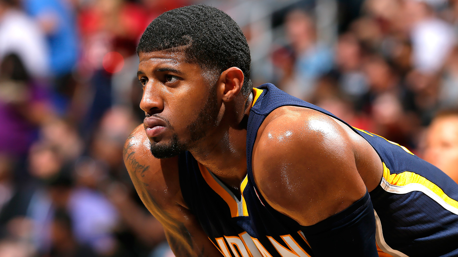 Paul George At Power Forward: Pacers' Crazy Plan Can Work