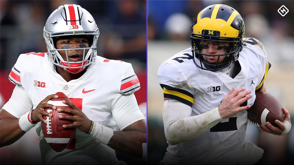 Dwayne Haskins-Shea Patterson-111918-GETTY-FTR