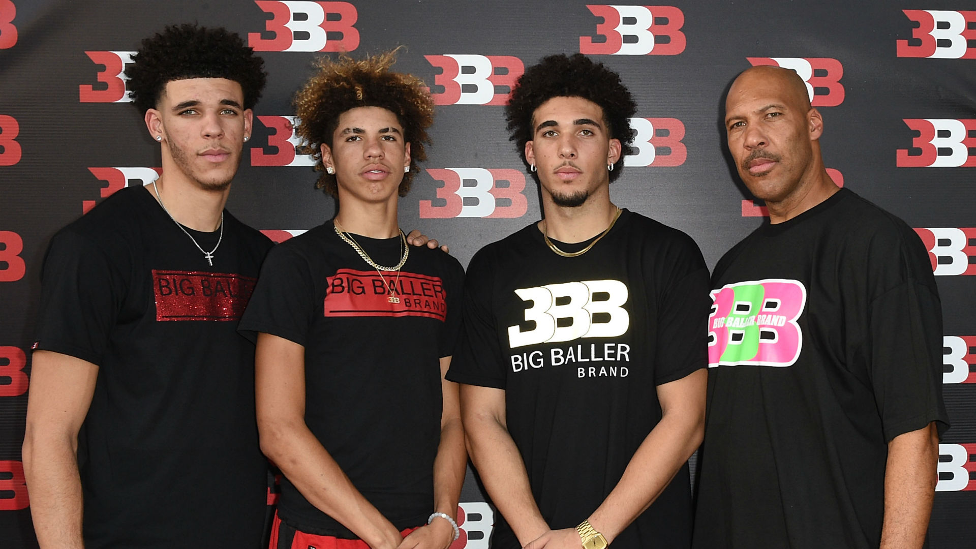 f3d5ec8d0 LaMelo and LiAngelo Ball s Lithuania jerseys are  99