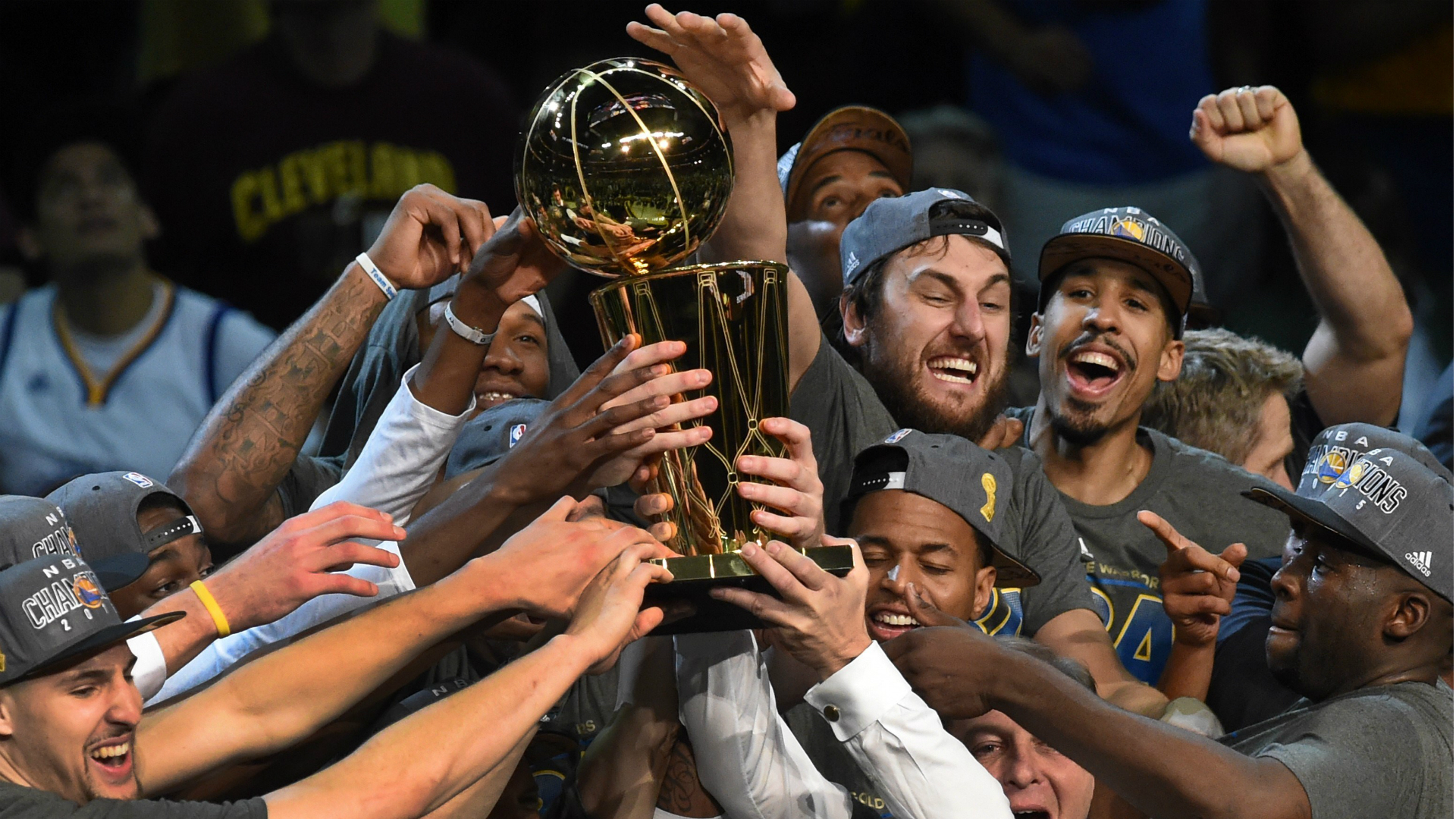 11 moments that led to Golden State Warriors' NBA ...