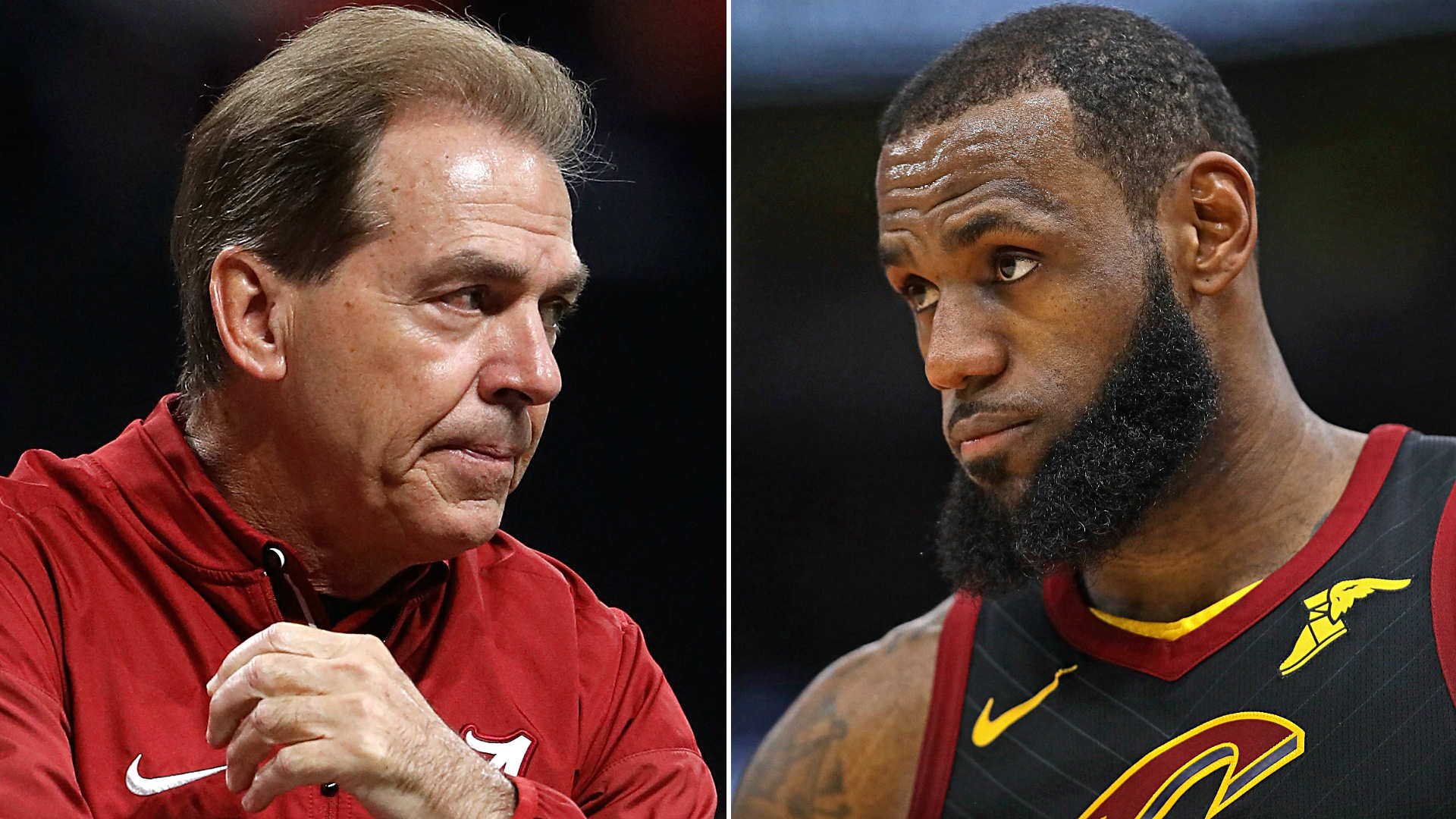 Alabama gets copyright infringement letter from LeBron James 'Uninterrupted' over 'Shop Talk'