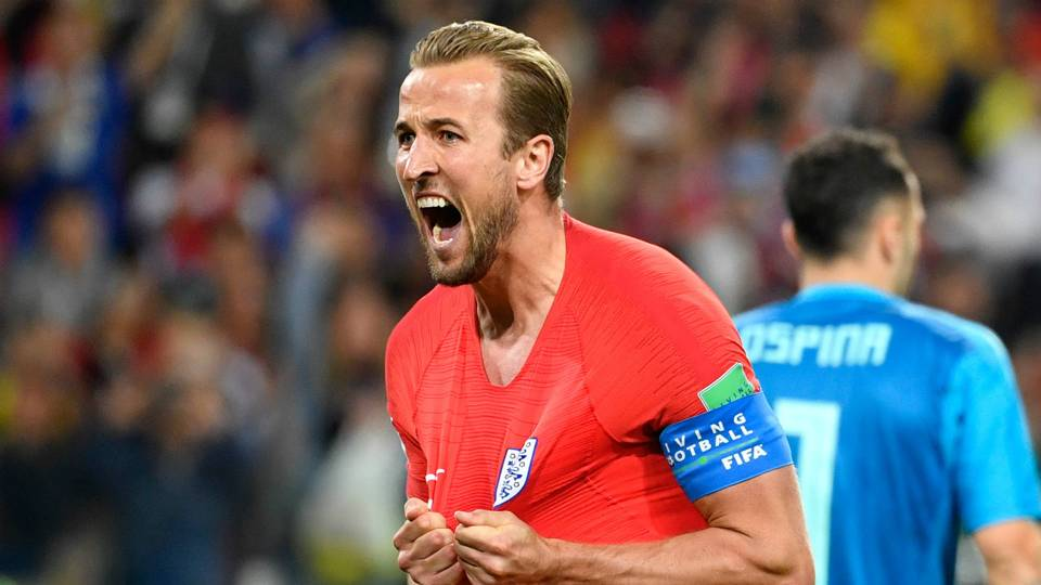harry Kane World Cup england